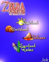 Legend Of Zelda - Worlds by softendo