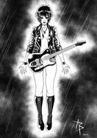 Guitar by Baldobaldari