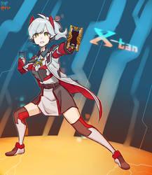 X-tan by MeensArts