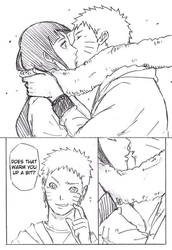 Naruhina: Finally Giving It To Him Pg6 by bluedragonfan
