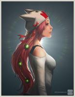 Light Mei Up by dCTb
