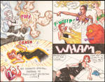 Bitchin Bitches 09 Pages 5 and 6 by jetcomics