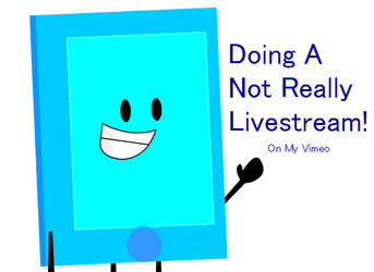 VIMEO (not really) LIVE! by BlueJayDrawings on DeviantArt