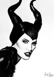 Maleficent by MC36214
