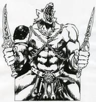 Werewolf 1 by Werewolf RPG by Stonegate