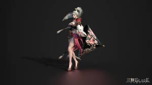 Three Kingdoms Blade: Boyeonsa by dreamsofthursday