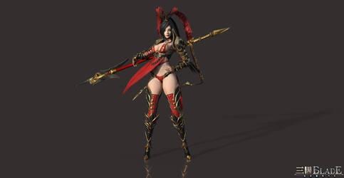 Three Kingdoms Blade: Ryeonggi by dreamsofthursday