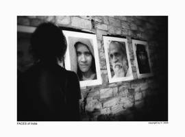 FACES of India by absinthFenix