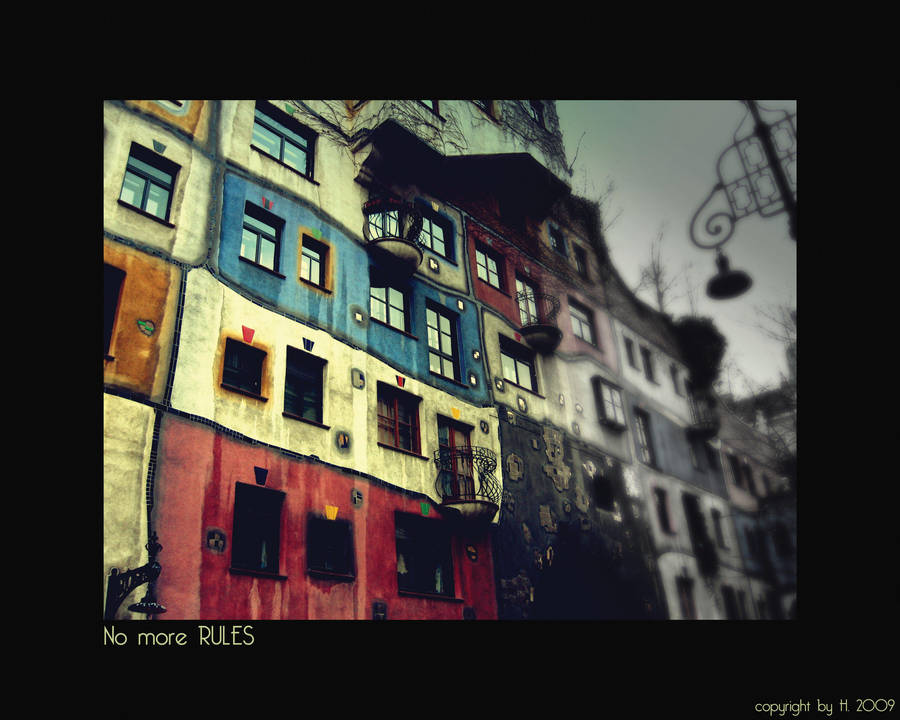 No more RULES by absinthFenix