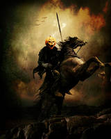 The Headless Horseman by ChrisRawlins