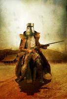 Ned Kelly by ChrisRawlins