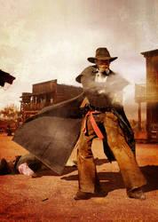 Gunfight by ChrisRawlins