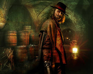 Guy Fawkes by ChrisRawlins