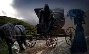 The Chariot by ChrisRawlins