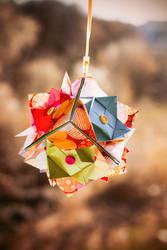 Summer Ornamental Cube by kiddophoto