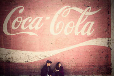 Cocacola lovee by silentscreamer07