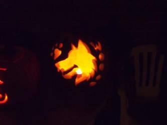 Pumpkin 1 by TheBumbleWolf