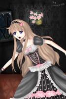 Wait! - Gothic Lolita by xyMarishka
