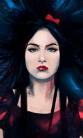 Snow White by Claire-Lacaes