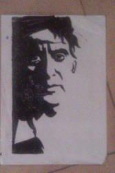 Al Pacino by pedramleadguitar