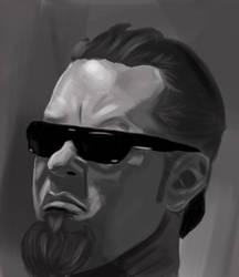James Hetfield by pedramleadguitar