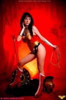 Wonder Woman: Kotobukiya Bishoujo Doll Session 1 by ferpsf