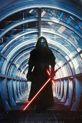 Kylo Ren: The path to darkside by ferpsf