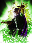 Mysterio by DanielMurrayART