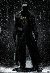 Punisher 2011 - Print Edition by DanielMurrayART