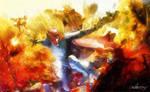 Magneto ENOUGH! [Reworked] by DanielMurrayART