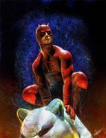 Daredevil II by DanielMurrayART