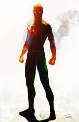 Iron Fist 2014 by DanielMurrayART