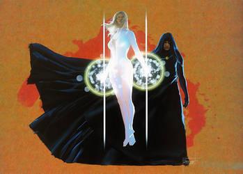 Cloak and Dagger by DanielMurrayART