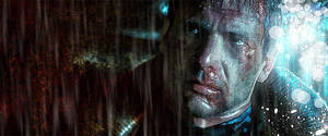 The Blade Runner by DanielMurrayART