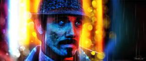 Eduardo Gaff - Blade Runner by DanielMurrayART