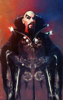 Ming the Merciless by DanielMurrayART
