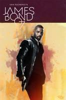 Dynamite 007 Cover MockupV13 by DanielMurrayART