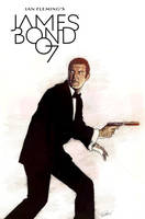 Dynamite 007 Cover MockupV17 by DanielMurrayART