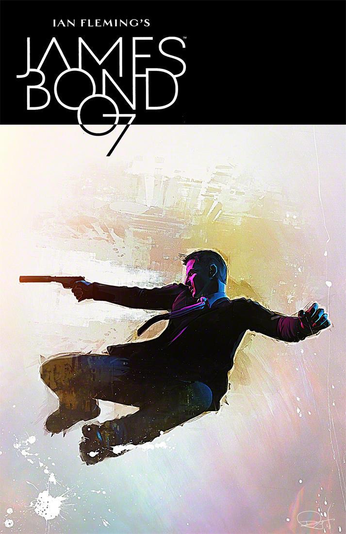 Dynamite 007 Cover MockupV28 by DanielMurrayART
