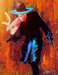 The Shadow by DanielMurrayART