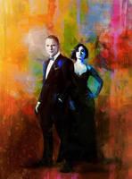 007 - Spectre by DanielMurrayART