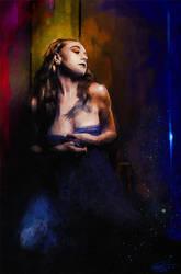 Desiree by DanielMurrayART