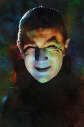 Count Dracula by DanielMurrayART