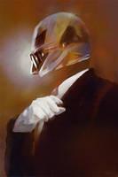 Invisible Man by DanielMurrayART