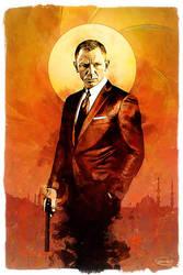 007 - Istanbul by DanielMurrayART