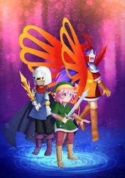 Swords by KirbyTardos