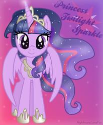 Princess Sparkle by NightmareLunaFan