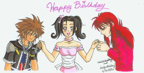 Happy Bday Siren by Ryoko-and-Yami