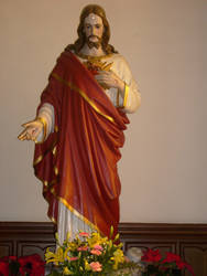 Jesus Shrine by cypris-quynh