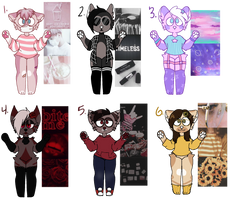 Aesthetic adopts (200pts/$2) - CLOSED by GhostTowne
